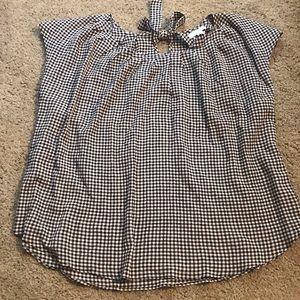 Lauren Conrad Cap Sleeve Tie Back Size XXL